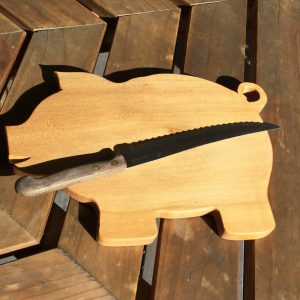 Pig-shaped Cheeseboard